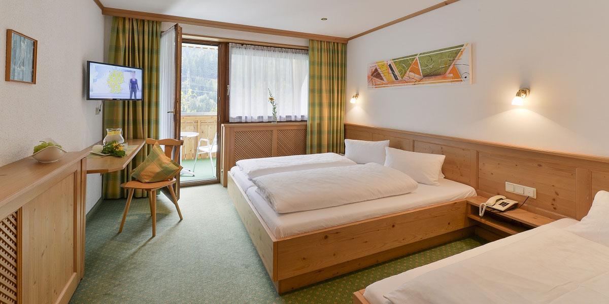 Zimmer buchen am Arlberg